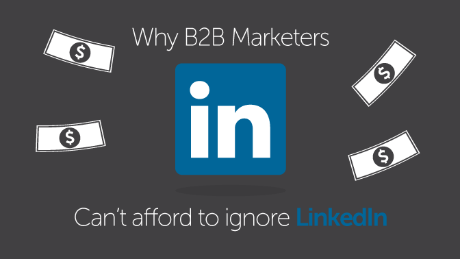 Image result for Why you can't no longer afford to ignore Linkedin